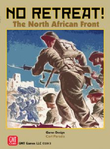 No Retreat! : North African Front